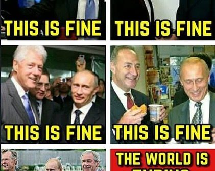 hypocrites russia putin