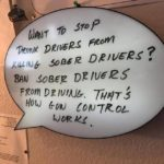 gun control vs drunk driving