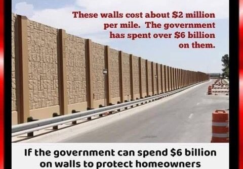 build that wall security