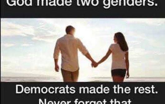 democrats gender