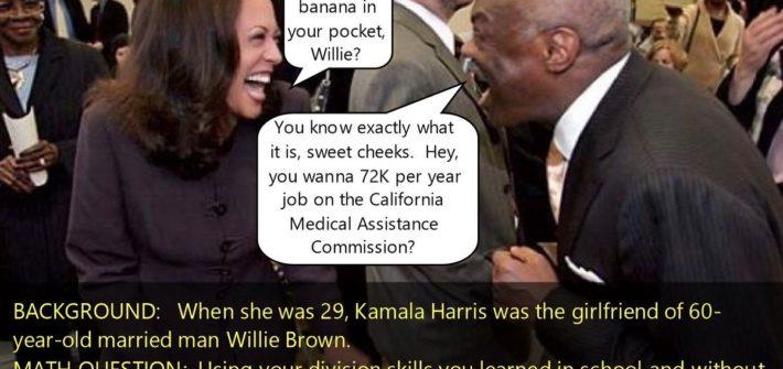 Kamala Harris willie brown