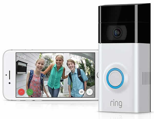 ring doorbell security camera