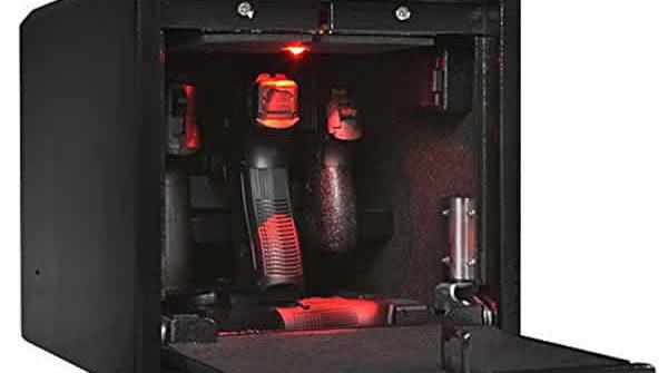 handgun safe 5 gun capacity