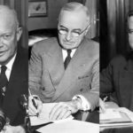 hoover truman eisenhower three presidents