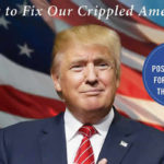 trump great again book crippled america