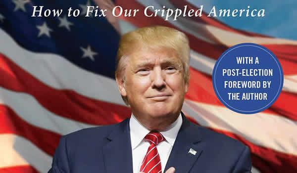 trump great again book crippled america