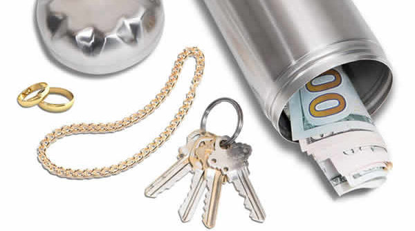 water bottle can safe clever way to hide valuables