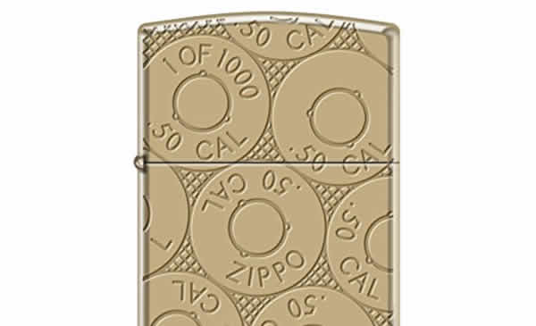 .50 cal zippo lighter gift for gun lovers