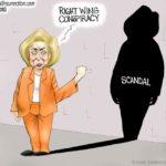 hillary clinton scandal