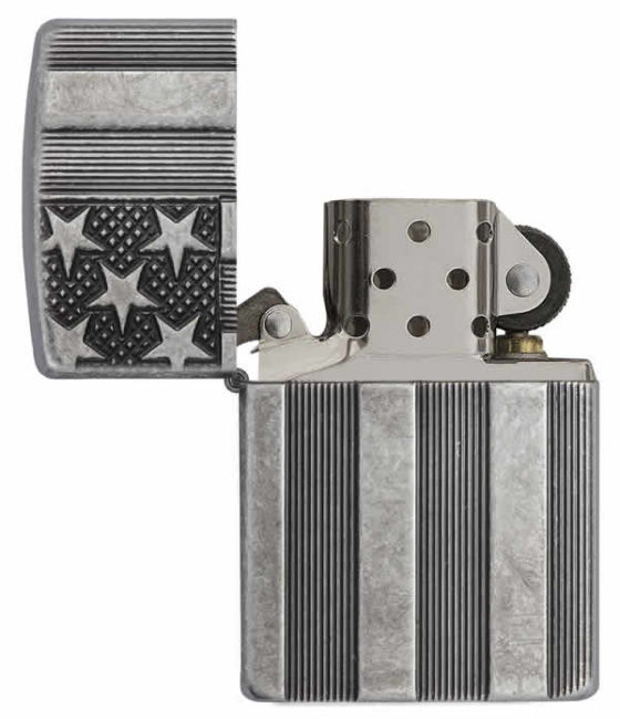 american flag zippo stars and stripes