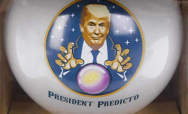 Donald Trump magic 8 ball president predicto