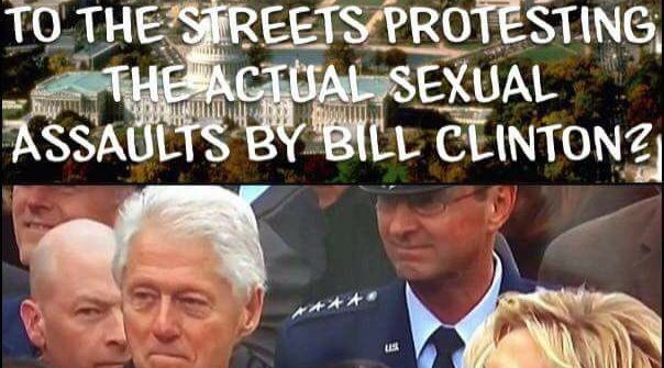 bill clinton sexual assault